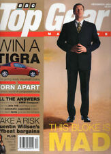 Top Gear Monthly Cars, 1990s Transportation Magazines