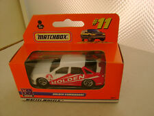 1999 MATCHBOX SUPERFAST #11 HOLDEN COMMODORE AUSTRALIAN RALLY CAR NEW IN BOX