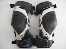 ASTERISK ULTRA CELL KNEE BRACES SIZE LARGE PAIR PRE OWNED MOTOCROSS OFFROAD MX