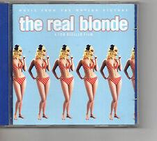 Soundtrack CD. The Real Blonde -  Yello / Space / The Fireballs / Koo Moe Dee
