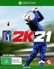 PGA Tour 2k21 Xbox One 2K 21 AU