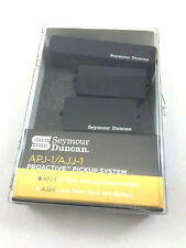 Seymour Duncan Pro Active P/J Bass Pickup Set APJ-1