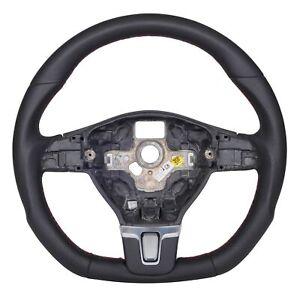 Steering wheel fit to Volkswagen Passat B7 Leather 30-665