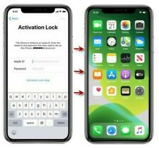 Servizio di sblocco Icloud per dispositivi Apple Iphone 5 6 7 8 PLUS X XS
