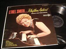 "ETHEL SMITH<>RHYTHM ANTICS<>RARE 12"" LP Vinyl~Canada Pressing~DECCA  DL 74414"