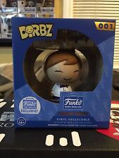 FUNKO DORBZ FREDDY FUNKO BOW TIE WHITE SHIRT #001 FUNKO SHOP EXCLUSIVE NIB