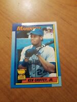 1990 Topps All Star Rookie #336 Ken Griffey Jr Mariners 2nd Year Card