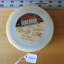Gudebrod Vinyl Coated Dragon fishing line 100 yards 20lb (lot#12168)