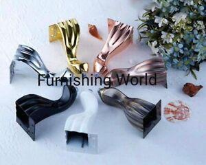 metal METAL replacement LEGS /FEET for uk FURNITURE sofas, stools, table,drawers