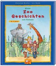 Kleine Zoogeschichten von Christian Dreller NEU