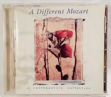 """""""A Different Mozart"""" - A Contemporary Collection - Assorted Artists  1 CD"""