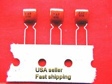 3 pcs - .047uf  (0.047uf) 50v metalized poly film 105c capacitors FREE SHIPPING