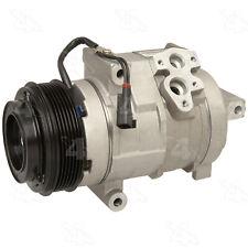 A/C Compressor-New Compressor 4 Seasons 158314