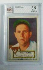 1952 Topps Walt Dubiel