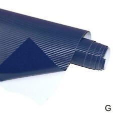 D Carbon Fiber Matte Vinyl Film Auto Car Sheet Wrap Sticker Roll New2019 De Z7P6