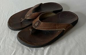 Olukai Ohana  Flip Flop Thong Sandal Men's Sz 13