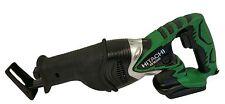 Hitachi Cordless CR18DMR Sawzall Reciprocating Saw