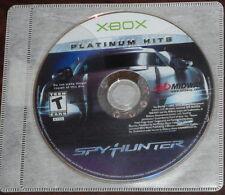 Microsoft Xbox. Spy Hunter (NTSC USA/CA)