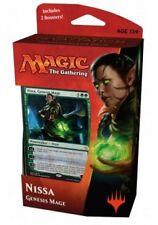 Nissa, Genesis Mage Planeswalker Deck MTG MAGIC HOU English