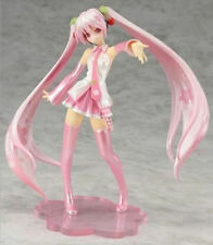 New Vocaloid Sakura Hatsune Miku PVC 16cm Figure Figurine in Box