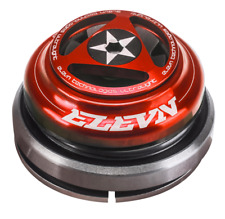 Head Set from ELEVN Integrated Headset 1-1/8 to 1.5 2 Races (Red)