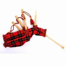 Tartan Republic Chanter Scottish Highland Children's Wallace Modern Bagpipes