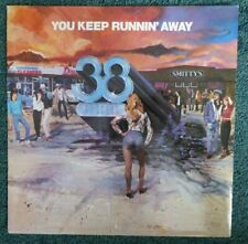 "38 Special ""You Keep Runnin' Away"" 1982 Original 7"" vinyl single in PS AMS 8246"