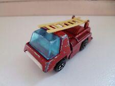 Fire Truck - Red - Playart - Hong Kong