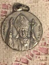 MEDAL JOANNES PAULUS II POPE JOHN PAUL ROMA ITALY