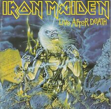 IRON MAIDEN-CD-Live After Death