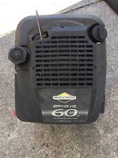 Push Gas Lawn Mower Bolens MTD Briggs & Stratton 6.0 HP Engine Motor Runs Good