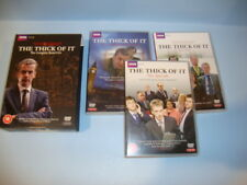 The Thick Of It - Complete Box Set (DVD, 2010, BBC) Region 2