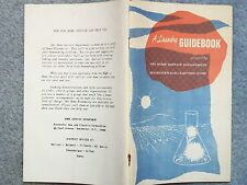 1970 circa A LAUNDRY GUIDEBOOK  THE HOME SERVICE DEPARTMENT ROCHESTER GAS & ELEC