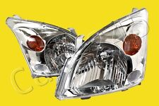 TOYOTA LAND CRUISER FJ120 PRADO Headlights Front Lamps PAIR LH+RH 2003-2008