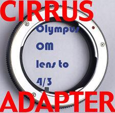 OM ZUIKO lens adapter 4/3 E-3 E-5 E-30 E-600 E-620 E450