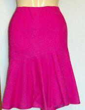 Ralph Lauren  Linen Skirt  8  New with Tags Gorgeous Veronica Pink $129