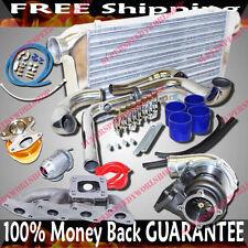 Upgrade Turbo Kits GT35 Turbo for 89-94 Nissan 240SX S13 KA24DET ONLY