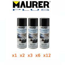Silicone spray multiuso lubrificante lucidante protettivo olio MAURER 400 ml