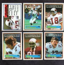 1983 & 1984 Topps St. Louis Cardinals Team Sets 24 cards
