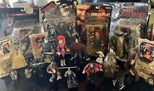 McFarlane Movie Maniacs - Full Moon Toys - Silent Screamers Action Figures Lot