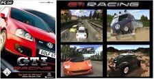 Nouveau: GTI & r32 & g60 & w12 & Herbie racing pc dvd jeu game de vw recommandé!
