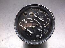 1965 Yamaha 250 Speedometer w Tachometer Gauges TESTED WORKING 65 Big Bear T2-3