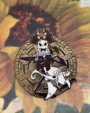 Disney POTC Pirates of the Caribbean Nightmare Jack Skellington coin pin Le 250