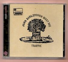 CD ★ TRAFFIC - JOHN BARLEYCORN MUST DIE ★ ALBUM 11 TRACKS REMASTERS