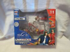 ERTL OCC ORANGE COUNTY CHOPPERS FIRE BIKE MODEL KIT 1/18 RARE!!