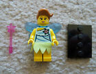 LEGO Collectible Minifigs - Rare Original - Fairy w/ Wand - Series 8 8833