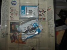 Genuine HP 56 Black Ink Cartridge.Expired. +1 57 Tri-Color opened