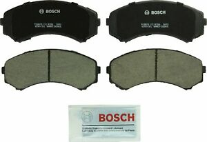 Disc Brake Pad Set-Quiet Cast Ceramic Pads Front BOSCH BC550