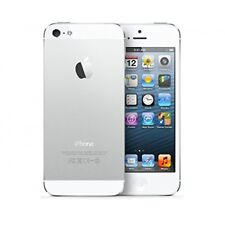 Apple iPhone 5 - 64GB - White & Silver (Factory Unlocked) GSM, Warranty, Sealed