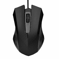 Für PC Laptop Mode 1200 DPI USB verdrahtete optische Gaming Mäuse mouseus USA